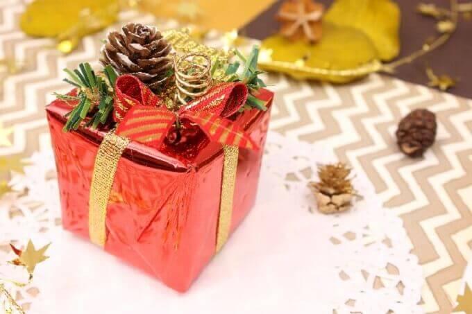 クリスマスプレゼント女性